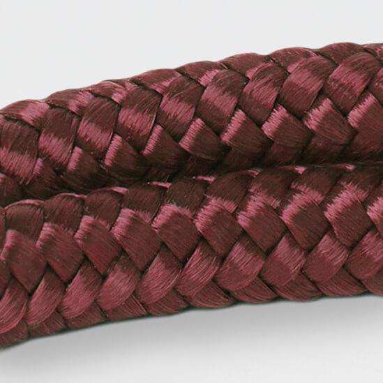 Het burgundy rode touw van ARMBND